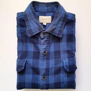 Jachs Flannel Button Up Shirt